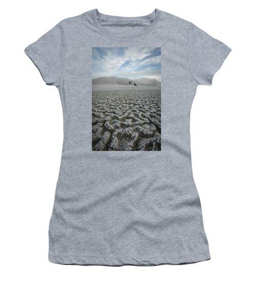 Kluane Dessert, Yukon Women's T-Shirt