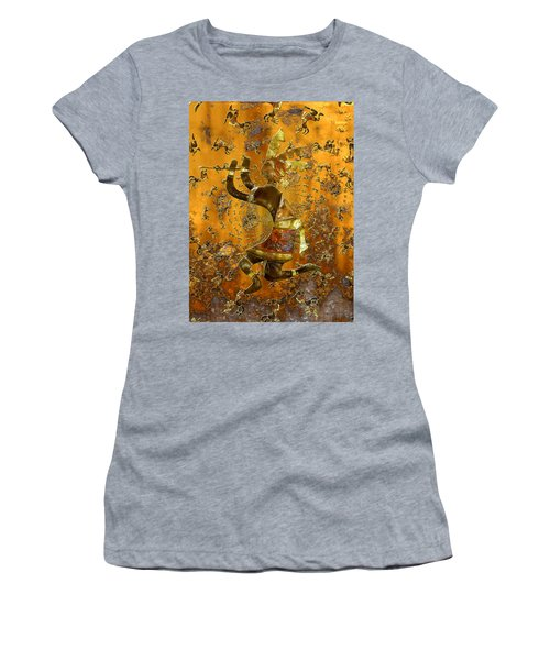 Kokopelli Women's T-Shirt (Athletic Fit)