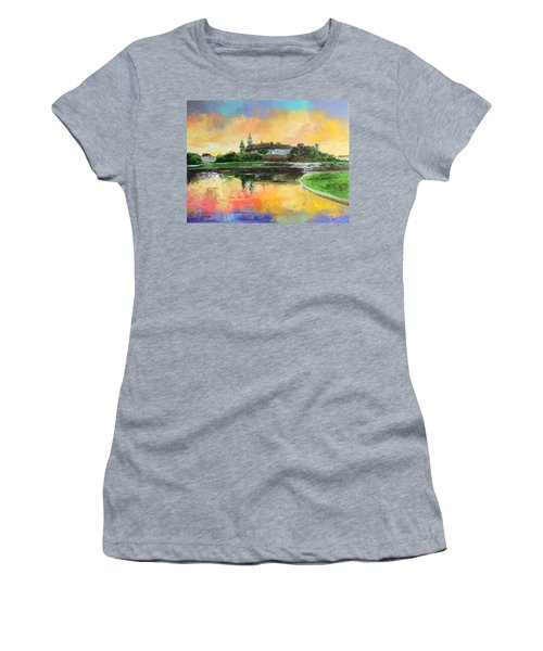 Krakow - Wawel Castle Women's T-Shirt