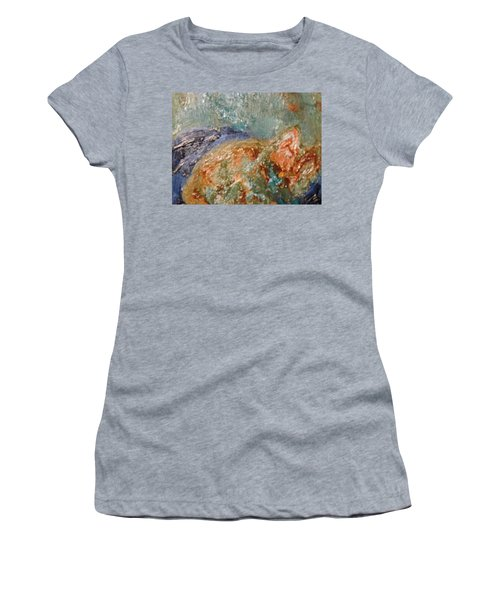 Lady The Cat Sleeping Soundly And Peacefully Women's T-Shirt