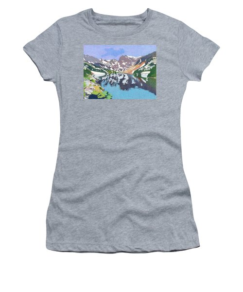 Lake Isabelle Colorado Women's T-Shirt