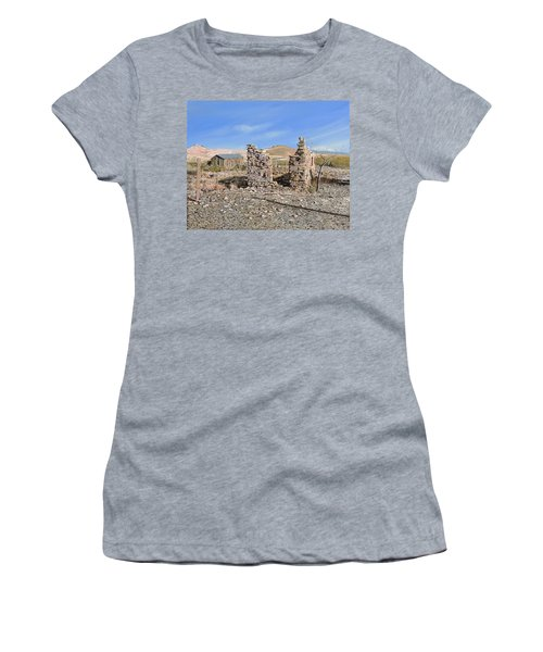 Lake Valley-new Mexico  Women's T-Shirt