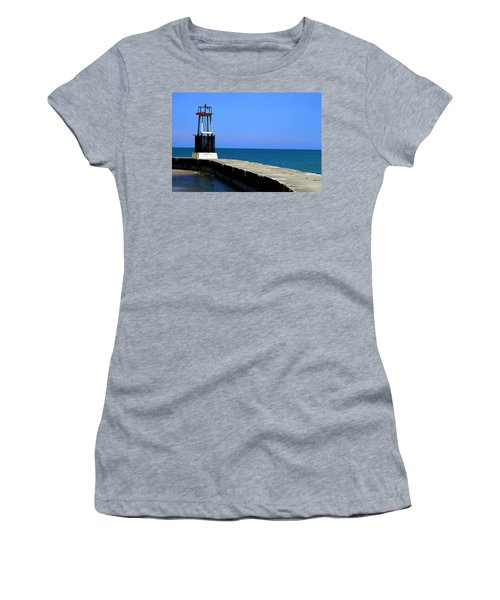 Lakefront Pier Tower Women's T-Shirt