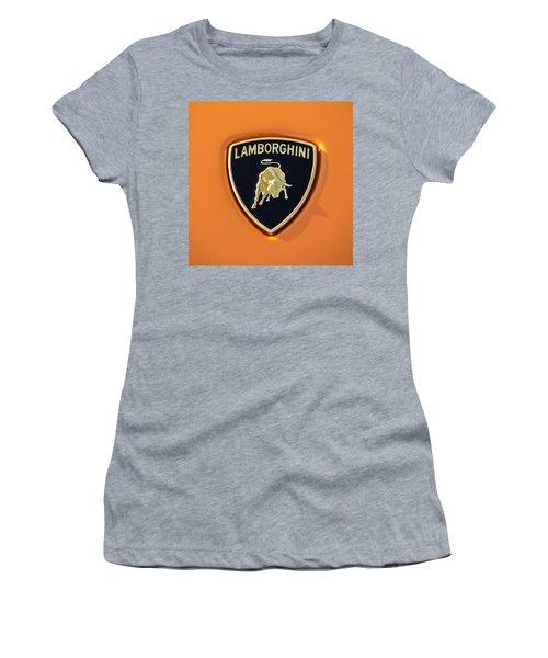 Lamborghini Emblem -0525c55 Women's T-Shirt