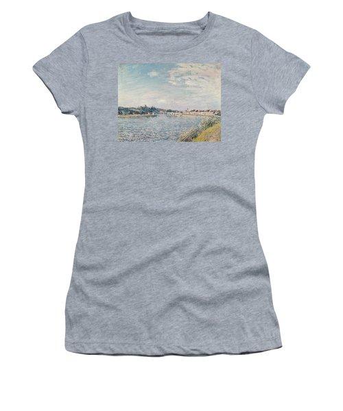 Landscape, 1888 Oil On Canvas Women's T-Shirt
