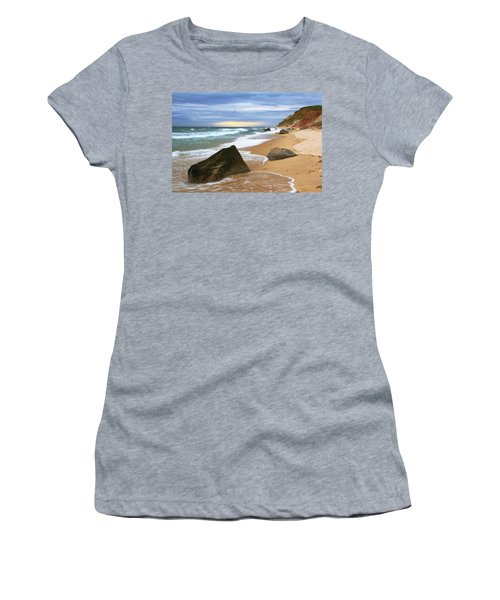 Last Light Before The Storm Women's T-Shirt (Athletic Fit)