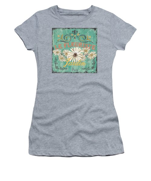 Le Marche Aux Fleurs 6 Women's T-Shirt