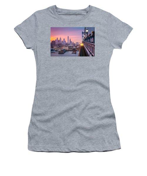 Leaving Philadelphia Women's T-Shirt
