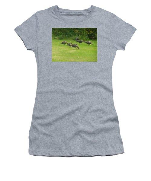 Let's Turkey Around Women's T-Shirt