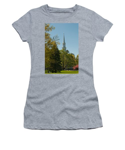 Lexington Battlefield  Women's T-Shirt (Athletic Fit)