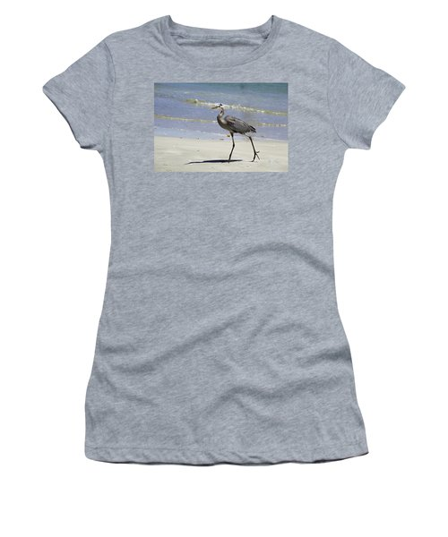 Lido Beach Blue Women's T-Shirt
