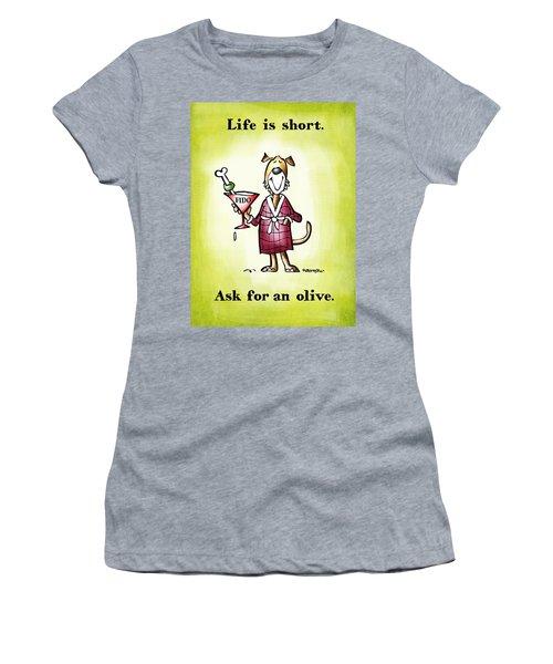 Life Is Short Women's T-Shirt