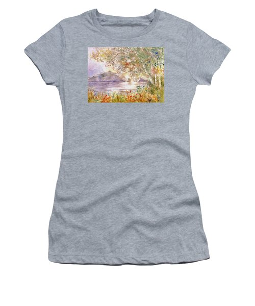 Light Through The Pass Women's T-Shirt