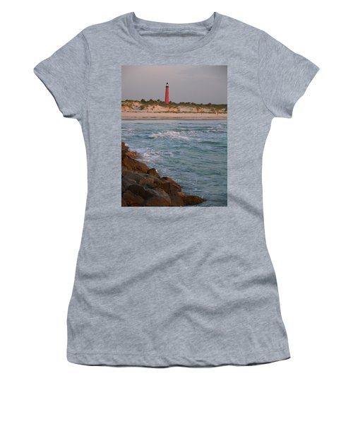 Lighthouse From The Jetty 2 Women's T-Shirt