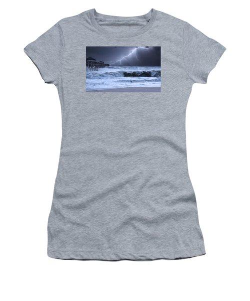 Lightning Strike Women's T-Shirt