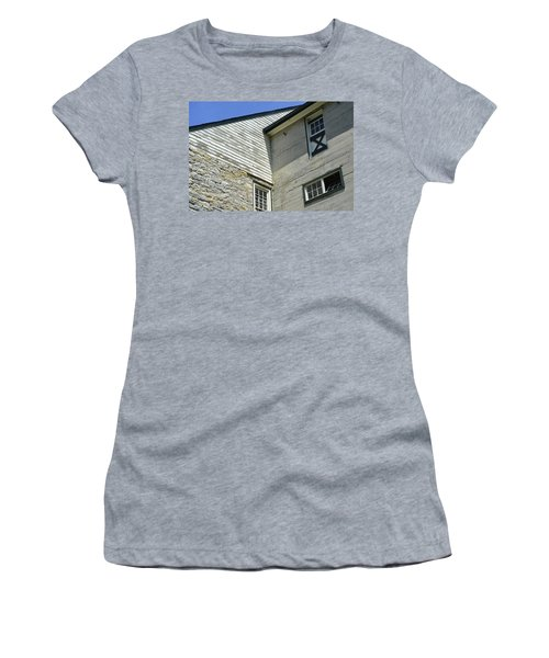 Lime Valley Mill Corner View Women's T-Shirt