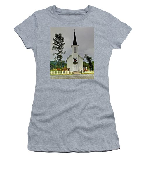 Little White Church Women's T-Shirt