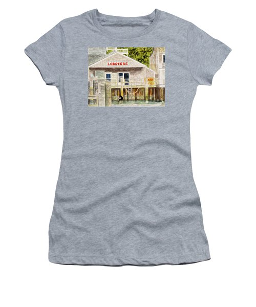 Lobster Shack Women's T-Shirt (Athletic Fit)