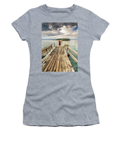 Long Walk Women's T-Shirt