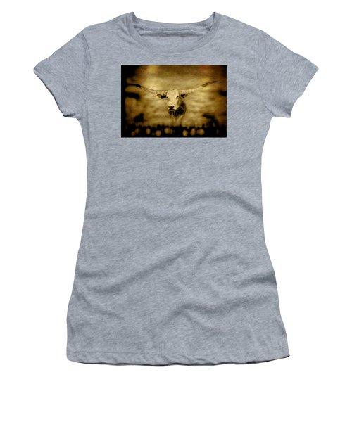 Longhorn Bull Women's T-Shirt