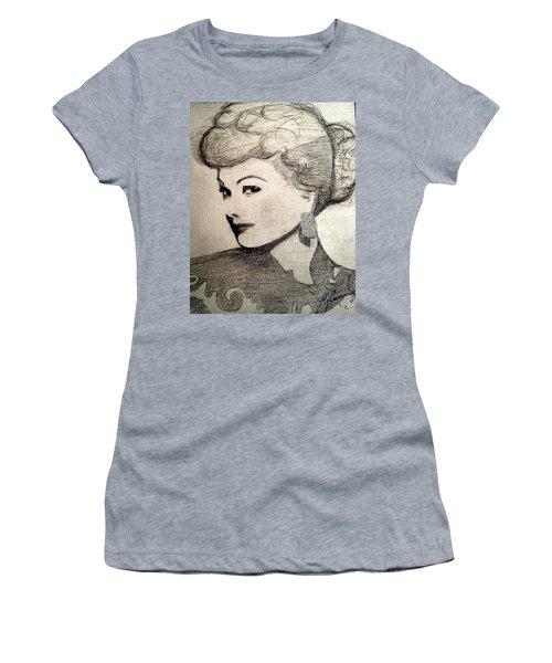 Lucille Ball Women's T-Shirt