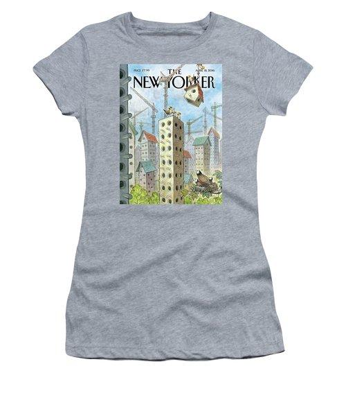Luxury Coops Women's T-Shirt