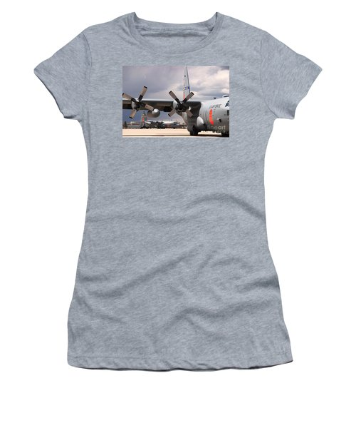Maffs C-130s At Cheyenne Women's T-Shirt