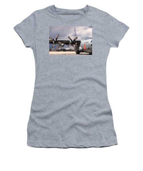 Maffs C-130s At Cheyenne Women's T-Shirt