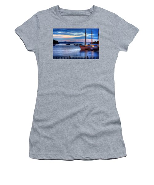 Margaret Todd At Sunrise Women's T-Shirt (Athletic Fit)