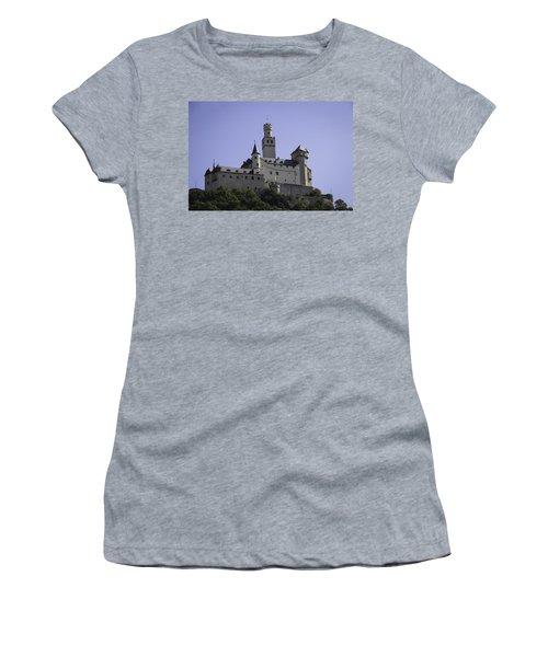 Marksburg Castle 18 Women's T-Shirt