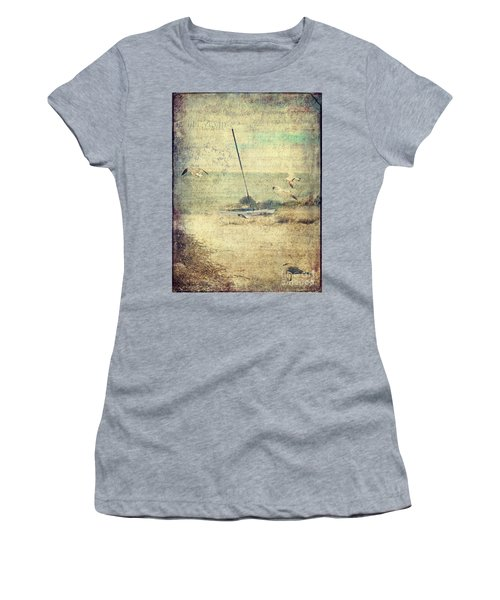 Marooned Women's T-Shirt (Athletic Fit)