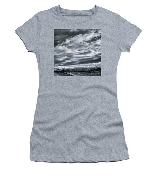 Melancholia Mountains And Even More Mountains Women's T-Shirt