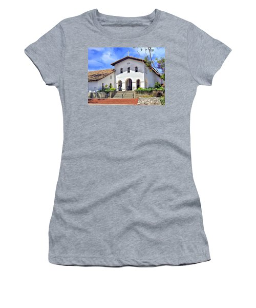 Mission San Luis Obispo De Tolosa Women's T-Shirt (Athletic Fit)