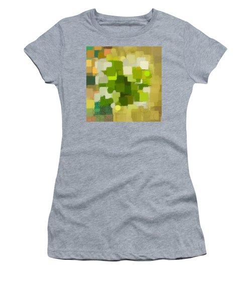 Modern Abstract Xxxv Women's T-Shirt