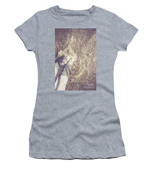 Moment Of Impact Women's T-Shirt