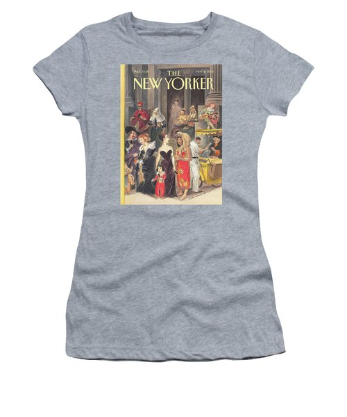 Monday At The Met Women's T-Shirt