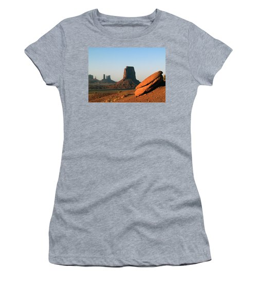 Monument Valley Afternoon Women's T-Shirt