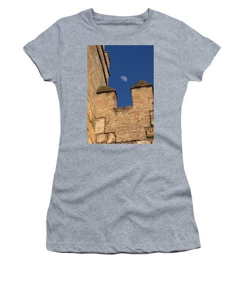 Moon Over Alcazar Women's T-Shirt