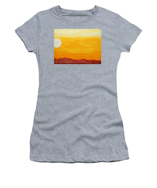 Moonshine Original Painting Sold Women's T-Shirt