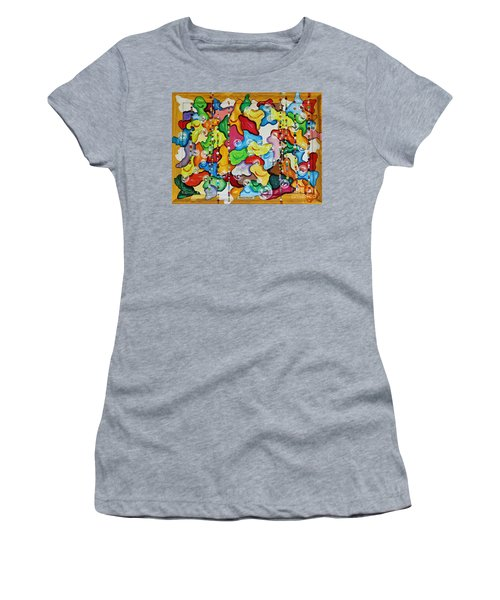 Morning Happiness Women's T-Shirt (Athletic Fit)