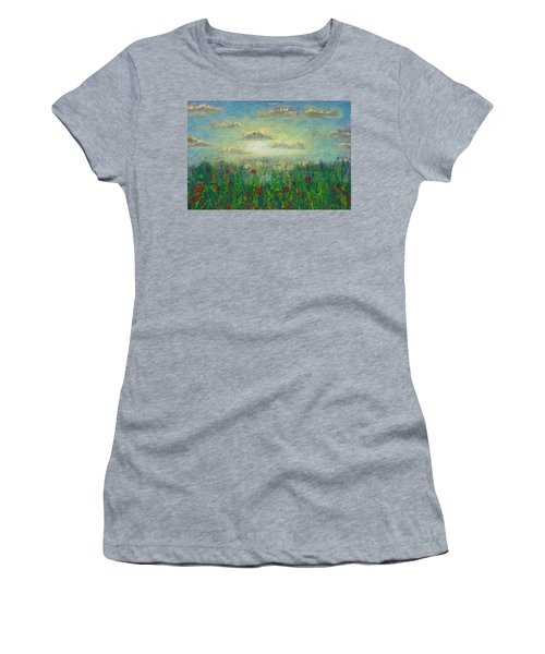 Morning Roses Women's T-Shirt