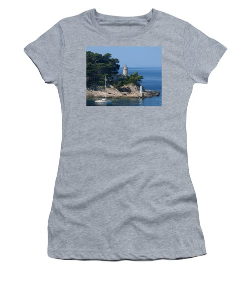 Morning Sail Women's T-Shirt (Athletic Fit)