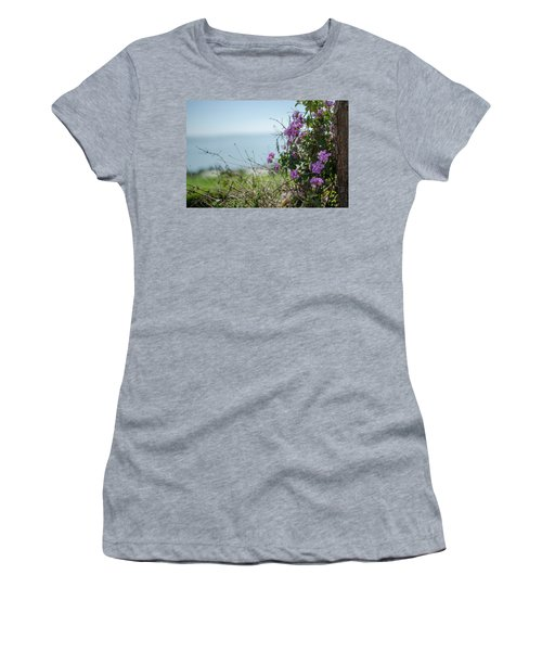 Mount Of Beatitudes Women's T-Shirt