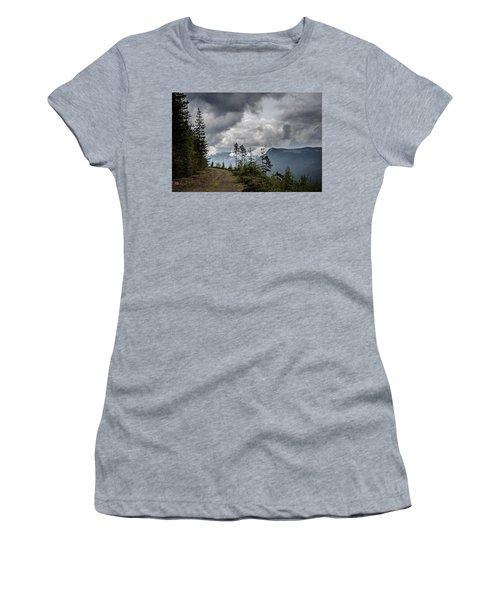 Mountain High Back Roads Women's T-Shirt