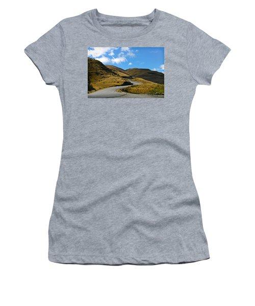 Mountain Pass Road Women's T-Shirt