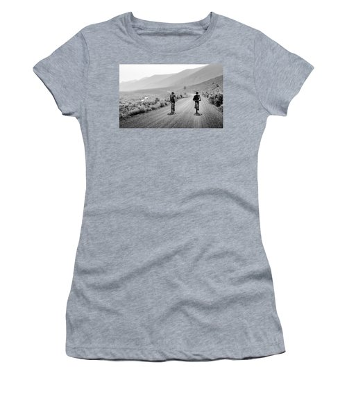 Mountain Riders Women's T-Shirt (Athletic Fit)
