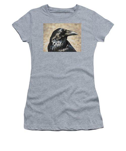 Mr. Raven Women's T-Shirt (Athletic Fit)