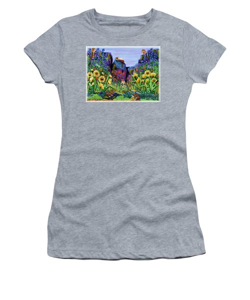 Ms. Elizabeths Day Off Women's T-Shirt