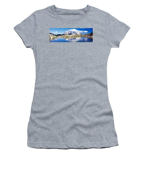 Mt Baker Snoqualmie National Forest Wa Women's T-Shirt