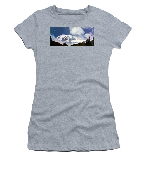 Mt Rainier II Women's T-Shirt